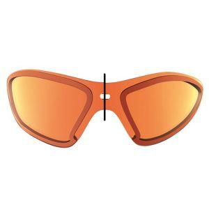 X-Kross Ski Alpin Scheibe - Sziols - orange mirror
