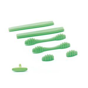 X-Kross Pimp Up Set - Sziols - grün