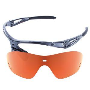 X-Kross Bike Pro - Sziols - Cristall Schwarz - Active Orange Mirror