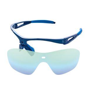 X-Kross Lifestyle - Sziols - dark shiny blue - mls49435
