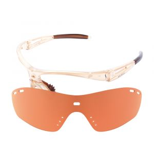 X-Kross Run - Sziols - Cristall Pearl - Orange Mirror