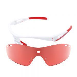 X-Kross Run - Sziols - Weiß Rot - mr49226
