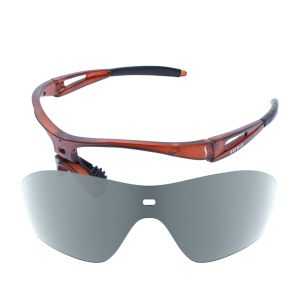 X-Kross Polarized - Sziols - Maron Matt - Grau