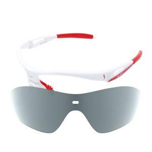 X-Kross Polarized - Sziols - Weiß Rot - Grau