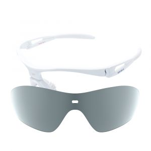 X-Kross Polarized - Sziols - Weiss Rubbertouch - Grau