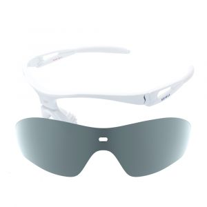 X-Kross Polarized small - Sziols - Weiss rubbertouch - Grau