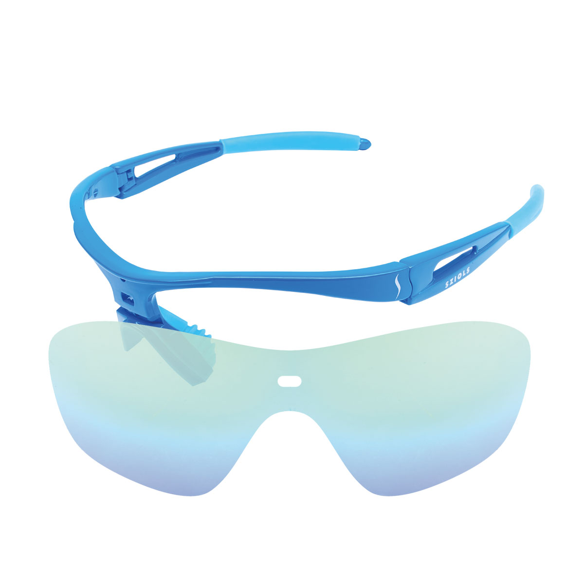 X-Kross Lifestyle - Sziols - shiny blue - mls49223