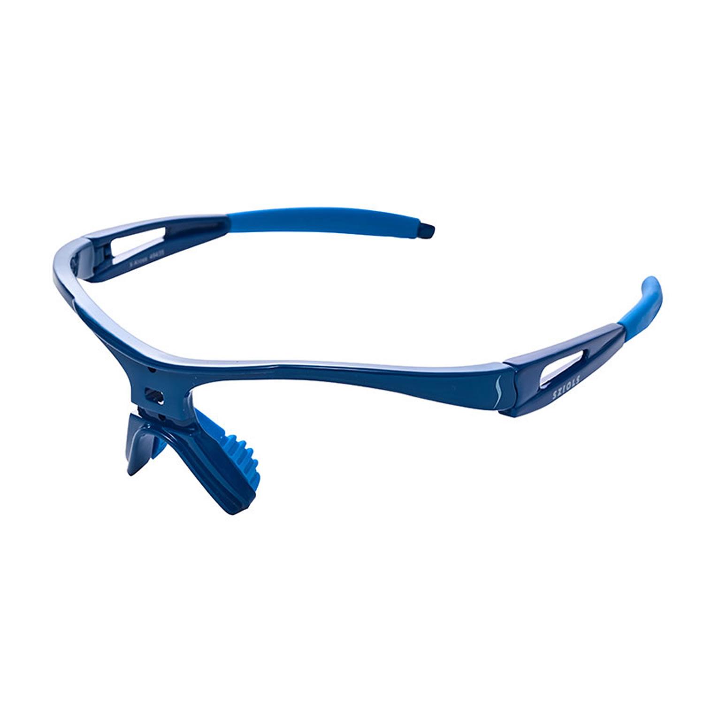 X-Kross Rahmen - Sziols -  Dark Shiny Blue