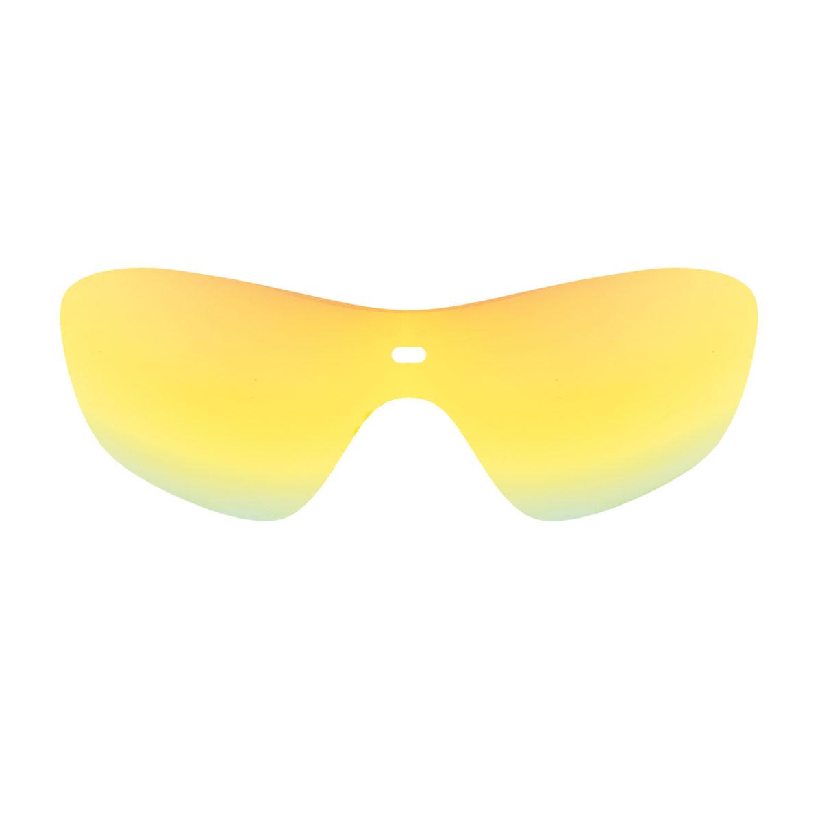 X-Kross Lifestyle Scheibe small - Sziols - yellow mirror